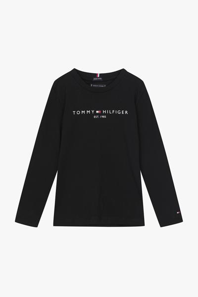 코튼 레귤러핏 에센셜 티셔츠