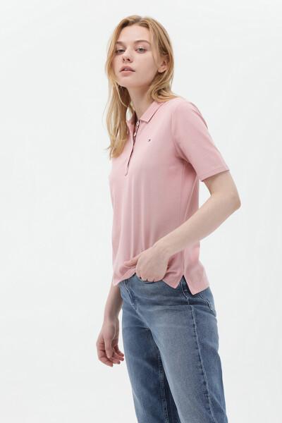 면혼방 레귤러핏 에센셜 폴로 티셔츠