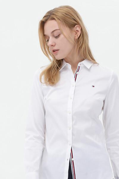 면혼방 레귤러핏 옥스포드 셔츠