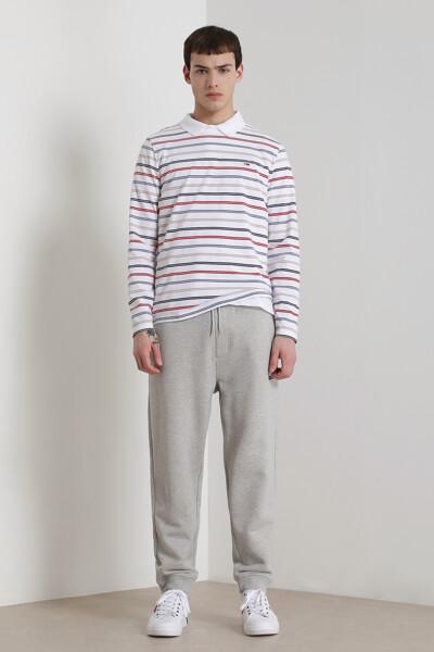 코튼 스트라이프 롱슬리브 티셔츠