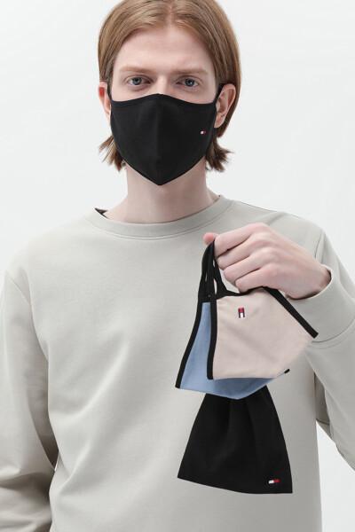 [파우치 포함/3 PCS] 미니 플래그 마스크