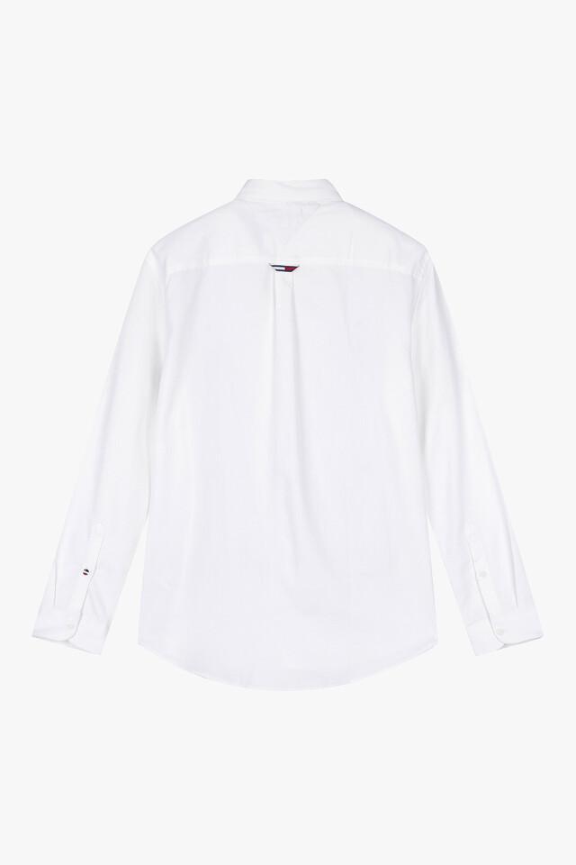 뱃지 텐셀 트윌 셔츠