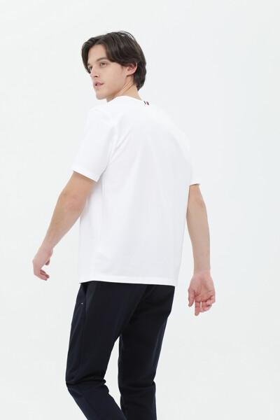 테리 오버사이즈 포켓 티셔츠