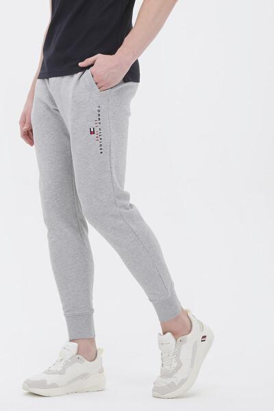 코튼 일자핏 에센셜 스웨트팬츠