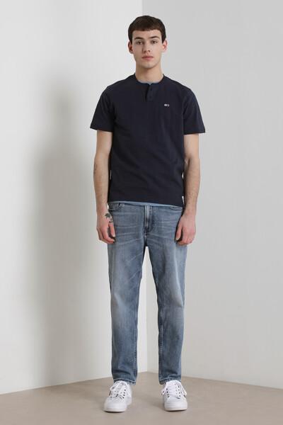 슬럽 헨리넥 티셔츠