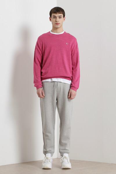 라이트웨이트 헤더 스웨터