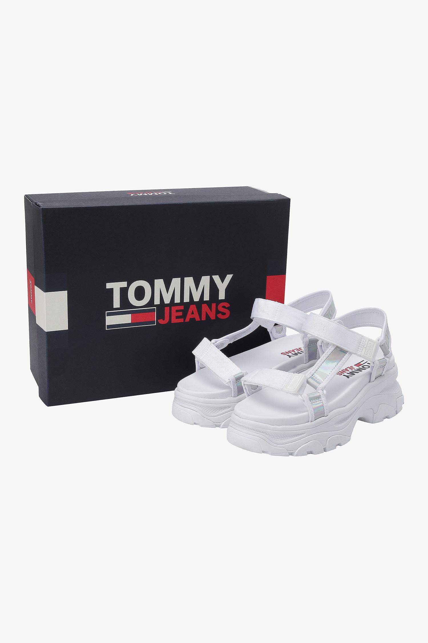 타미 슈즈(TOMMY SHOES) 로지 플랫폼 샌들 (T52B1ASN210JT1YBR)