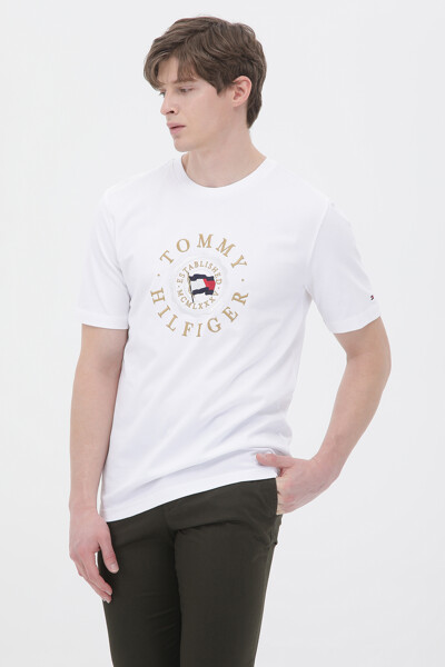 코튼 릴렉스핏 아이콘 티셔츠