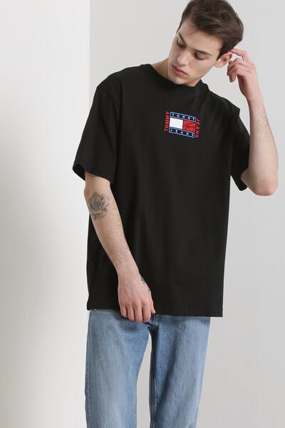 타임리스 뱃지 티셔츠