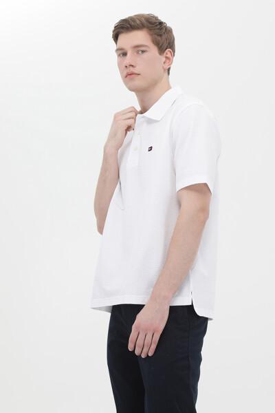 시어서커 캐주얼 폴로 티셔츠