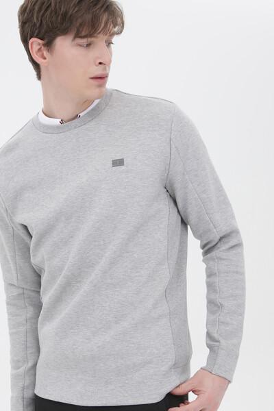 모던 에센셜 스웨트셔츠