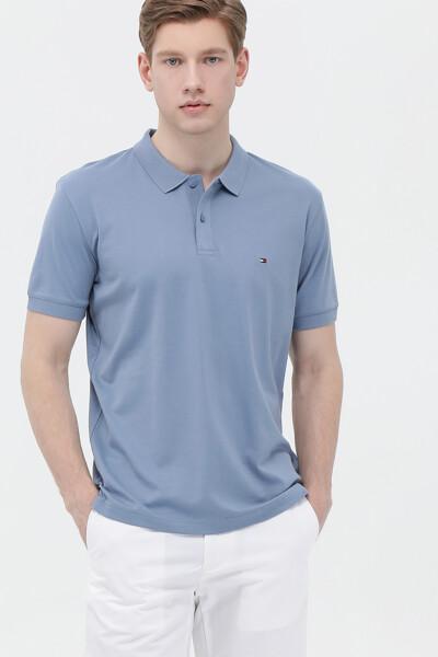 인터록 레그 폴로 티셔츠