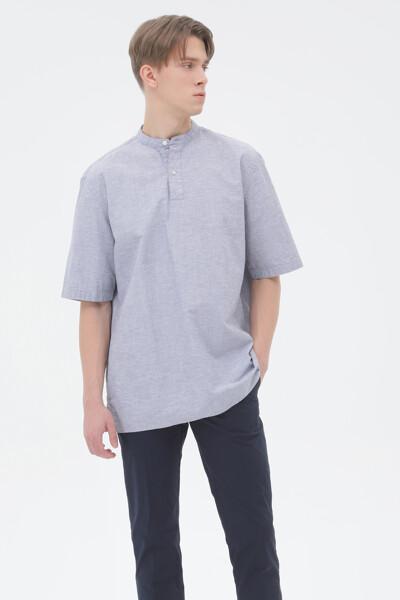 릴렉스 시어서커 셔츠