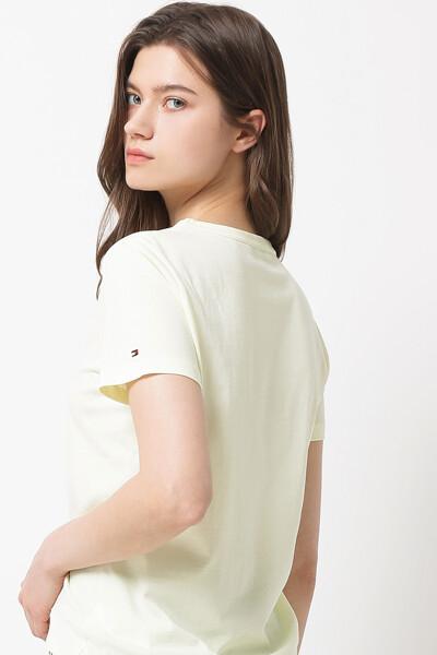코튼 릴렉스핏 크루넥 티셔츠