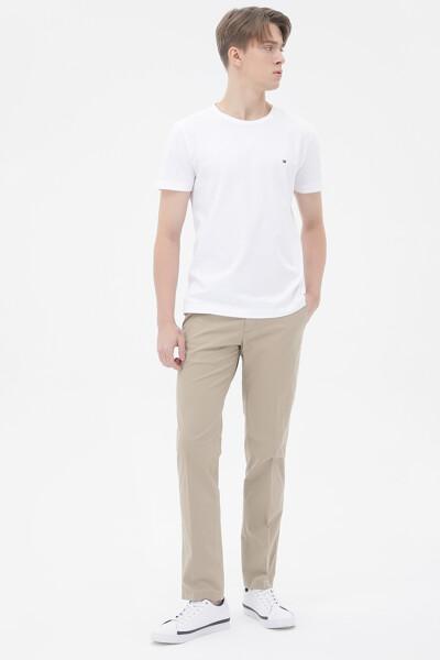 코튼 에센셜 크루넥 티셔츠