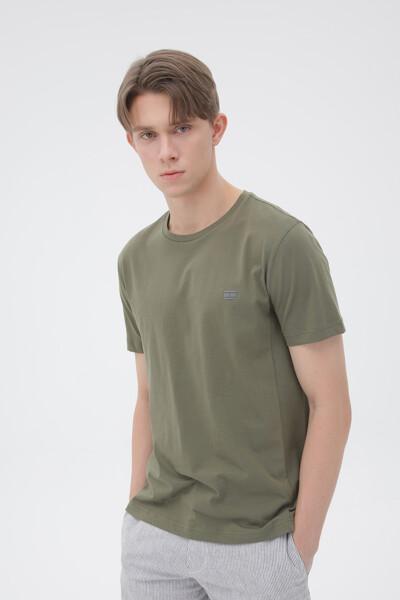 코튼 모던 에센셜 티셔츠