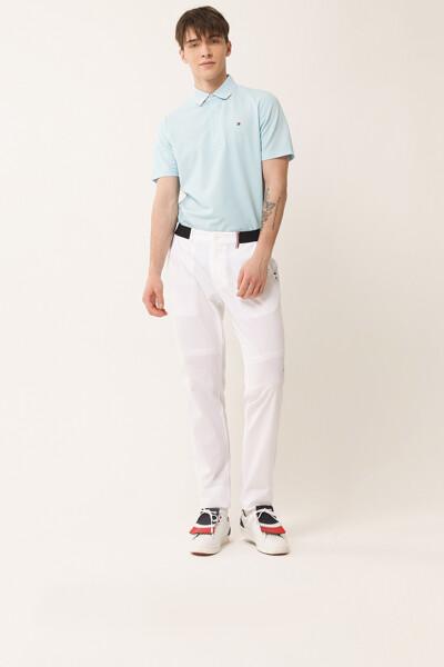 베이직 플래그 폴로 셔츠
