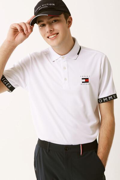 타미 플래그 힐피거 폴로 셔츠