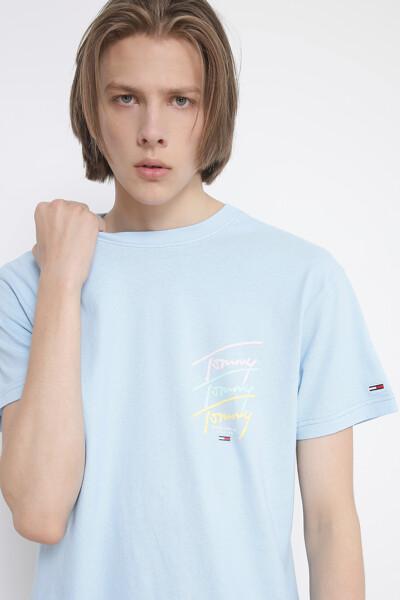 스크립트 반팔 티셔츠