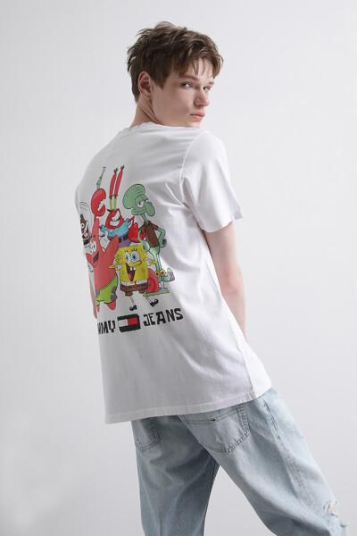 [SPONGEBOB x TOMMY] 프렌즈 반팔 티셔츠