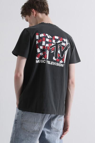 [MTV x TOMMY] 반팔 티셔츠