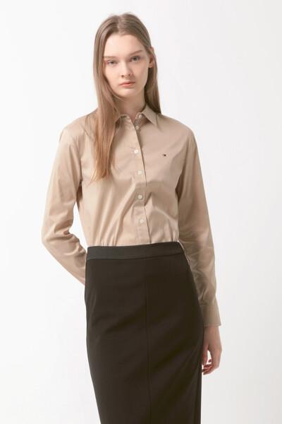 베이직 시먼 릴렉스핏 셔츠