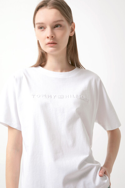 릴렉스 토널 힐피거 티셔츠