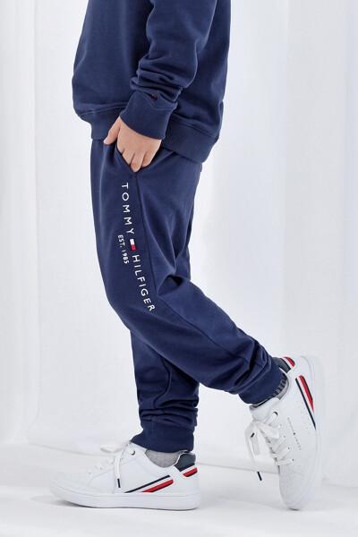 솔리드 에센셜 스웨트팬츠