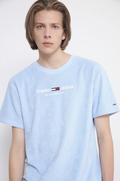 타월링 반팔 티셔츠