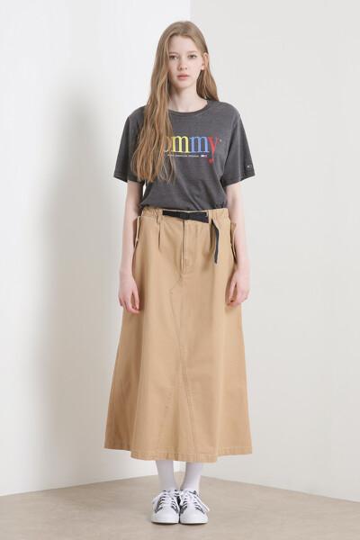 릴렉스 컬러 타미 티셔츠
