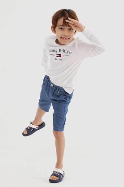 아트웍 롱 슬리브 티셔츠