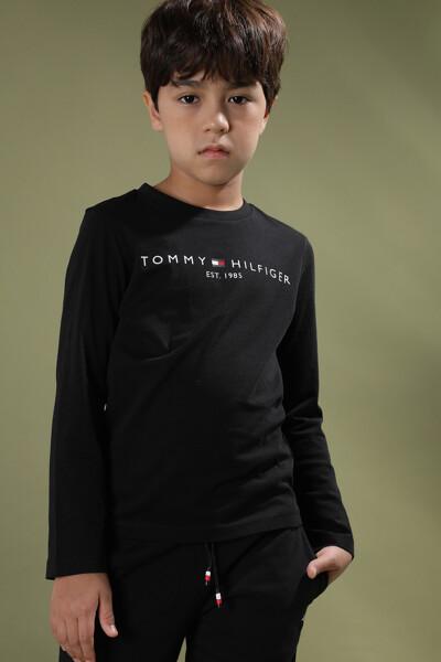 에센셜 롱 슬리브 티셔츠