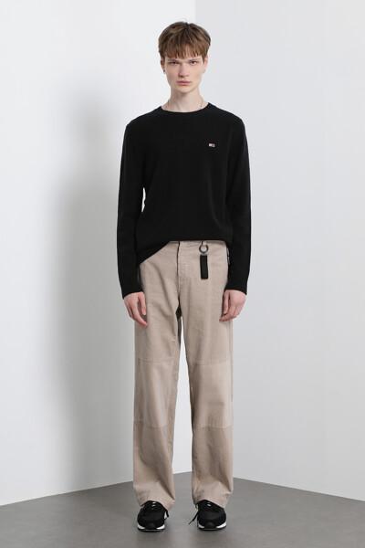 에센셜 메리노 울 스웨터