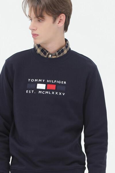포 플래그스 스웨트셔츠