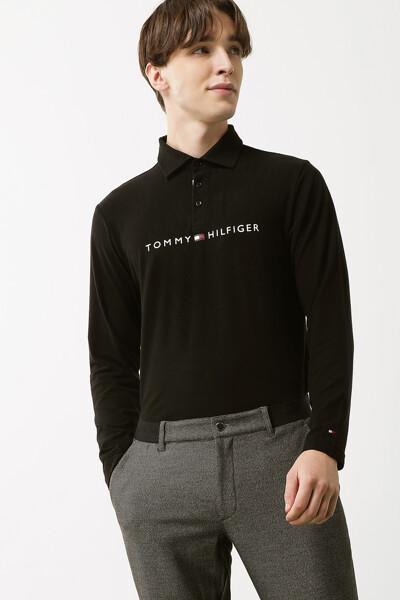 롱 슬리브드 폴로 셔츠