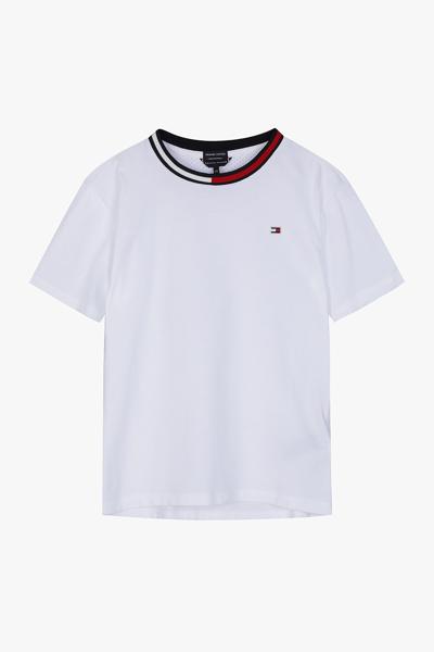 박시핏 반소매 티셔츠