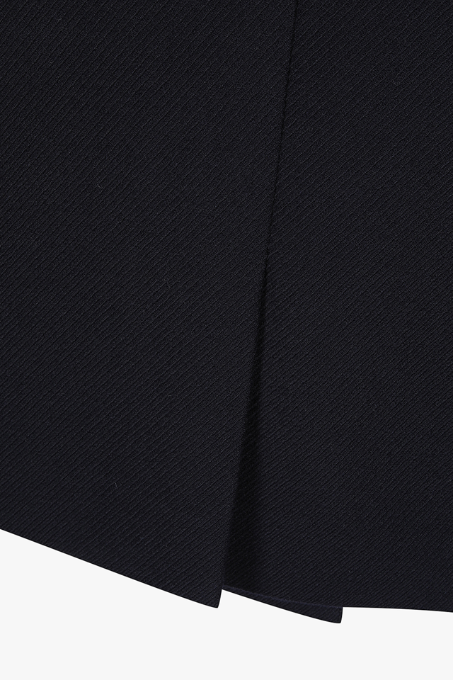 울혼방 슬림핏 베이직 자켓