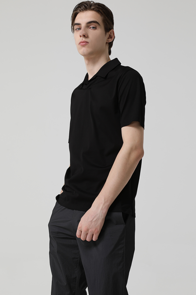 [남성] 코튼 레귤러핏 베이직 폴로 셔츠