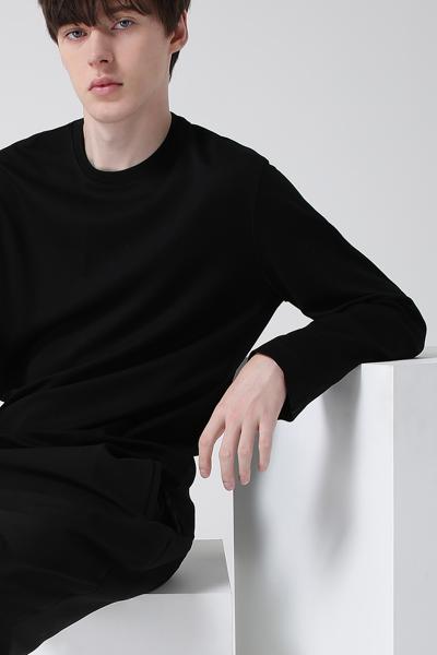 [남성] 루즈핏 베이직 티셔츠