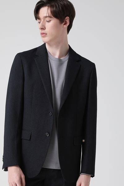 [남성] 레귤러핏 마이크로 패턴 세퍼레이트 자켓