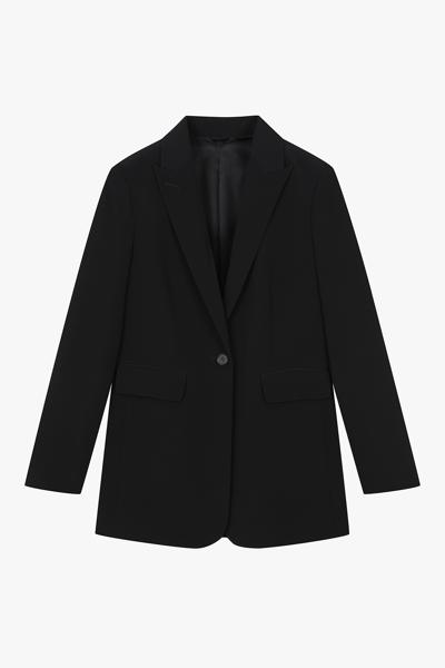 [여성] 베이직 하프 자켓